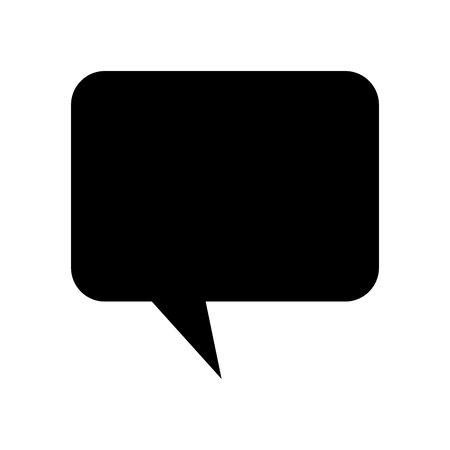 speech buble isolated icon vector illustration design  イラスト・ベクター素材