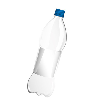 bottle water isolated icon vector illustration design