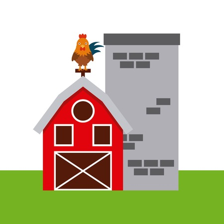 farm digital design, vector illustration eps10 graphic