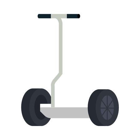 folding e-scooter isolated icon vector illustration design Imagens - 122576272