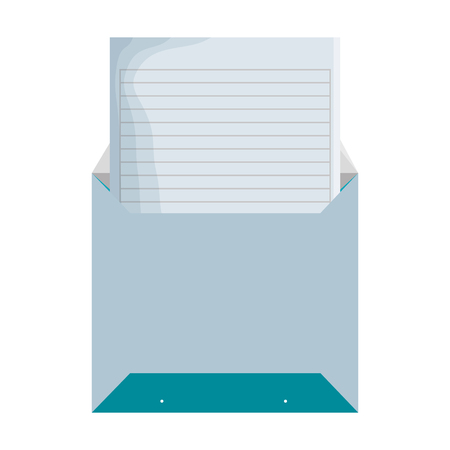 envelope mail social icon vector illustration design