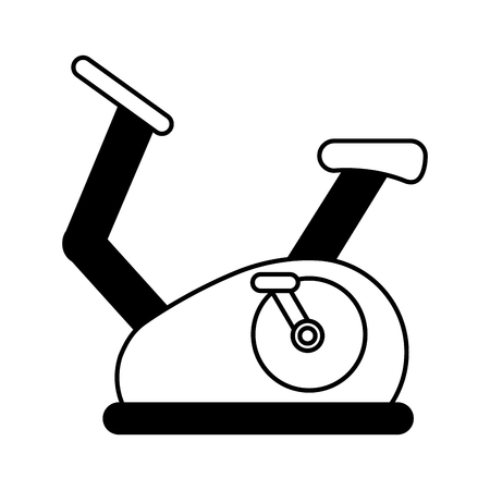 spinning bike isolated icon vector illustration design Фото со стока - 122580952