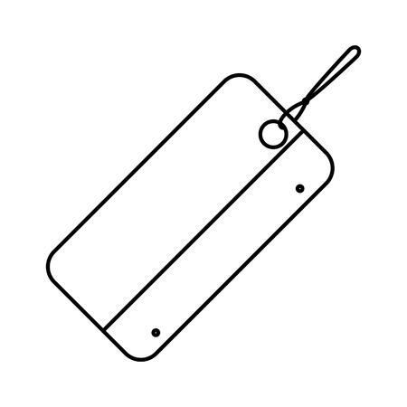 commercial tag hanging icon vector illustration design 版權商用圖片 - 122581140