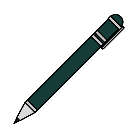 pen writer isolated icon vector illustration design Иллюстрация