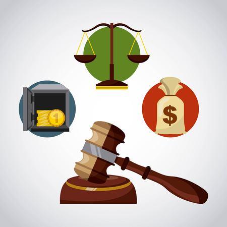 stock exchange design, vector illustration eps10 graphic Vektorgrafik