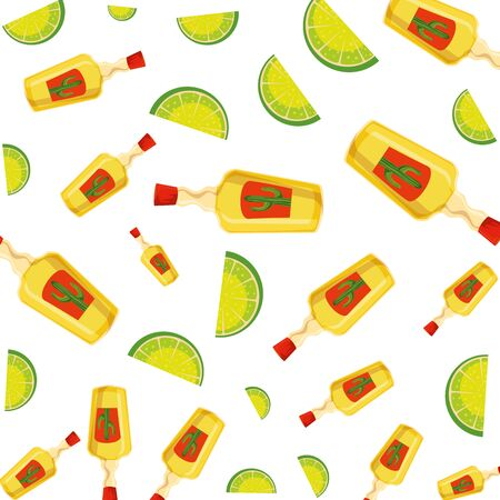 tequila bottle isolated icon vector illustration design 일러스트