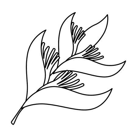 flower icon graphic design vector illustration Illustration