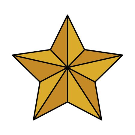 star price isolated icon vector illustration design