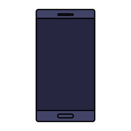 smartphone device technology icon vector illustration design