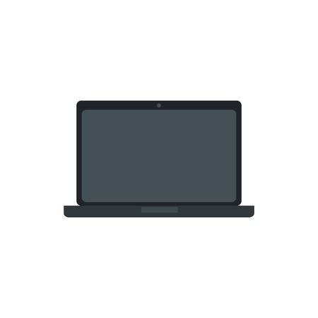 laptop computer portable device icon vector illustration design Banque d'images - 127933917
