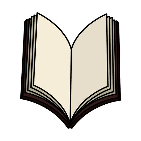 Diseño del ejemplo del vector del icono del libro de la Sagrada Biblia