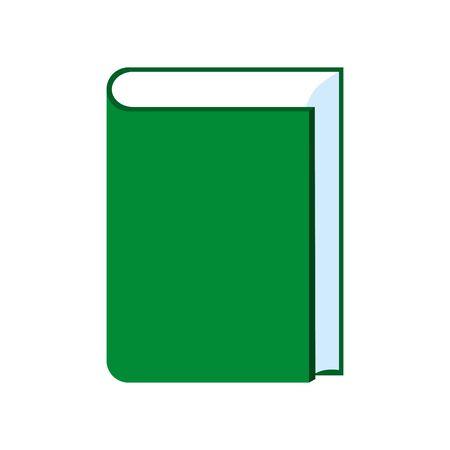 text book education isolated icon vector illustration design Иллюстрация