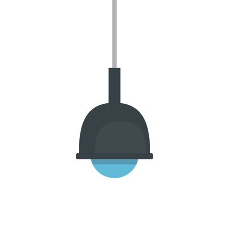 lamp light hanging isolated icon vector illustration design Stock Illustratie
