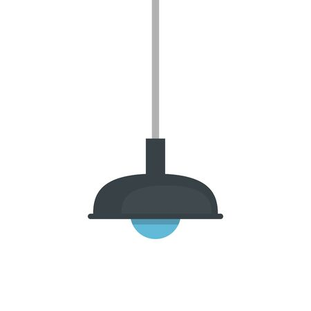 lamp light hanging isolated icon vector illustration design Archivio Fotografico - 129100798