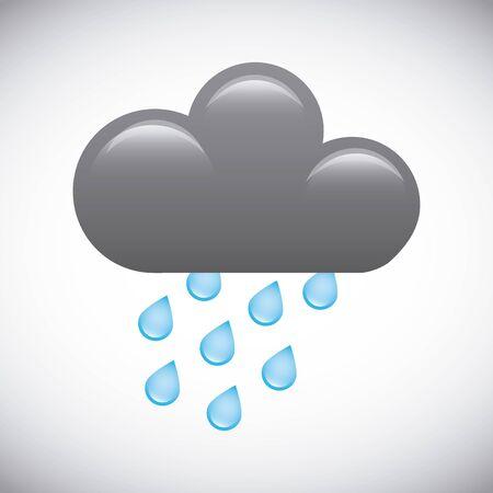 weather concept design, vector illustration