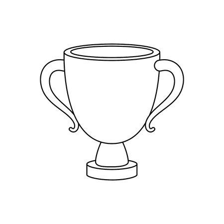 golden chalice cup religion icon vector illustration design Ilustração