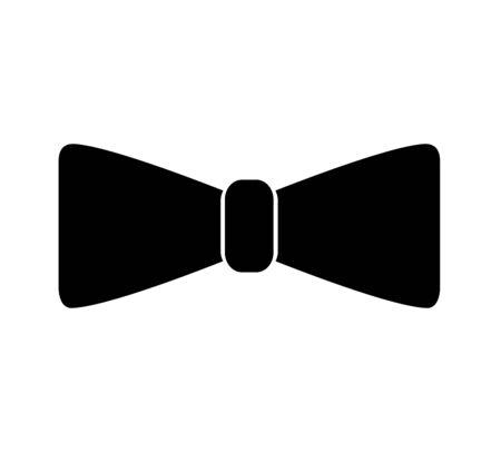cute bow party icon vector illustration design Ilustracja