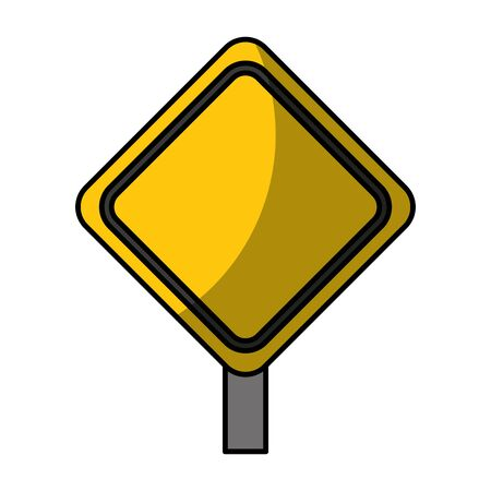 traffic signal isolated icon vector illustration design