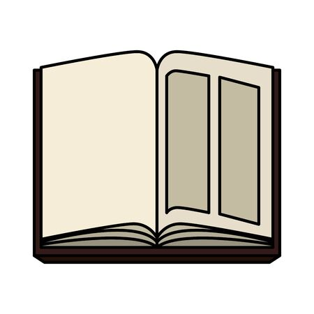 holy bible book icon vector illustration design 向量圖像