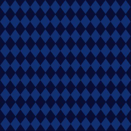 background checkered blue decor vector illustration design