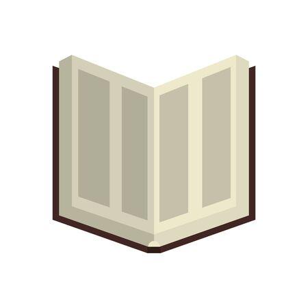 koran book religious isolated icon vector illustration design Imagens - 129500520