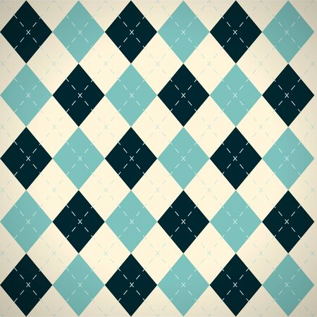 background checkered texture style mosaic vector illustration