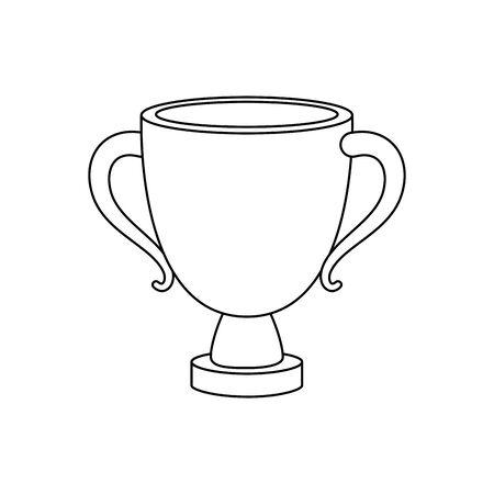 golden chalice cup religion icon vector illustration design Illustration