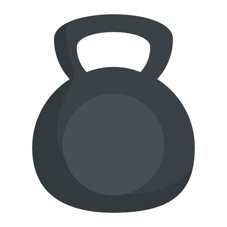 weight lifting dumbbell icon vector illustration design Reklamní fotografie - 129790508