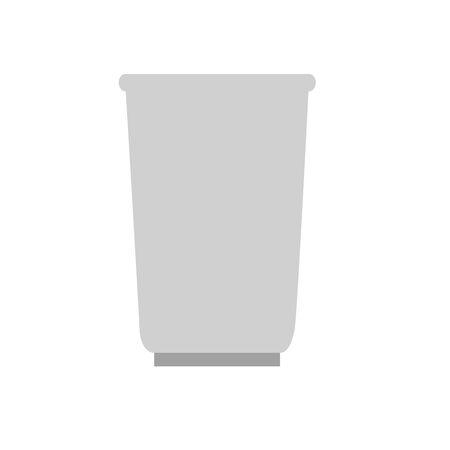 coffee mug beverage isolated icon vector illustration design