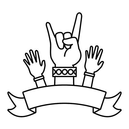 diversity hands international youth day vector illustration Иллюстрация