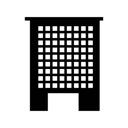 building construction isolated icon vector illustration design