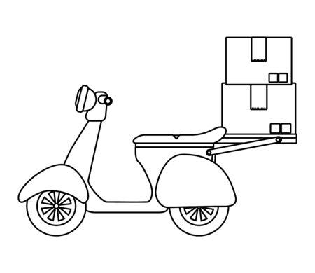 bicycle vehicle transport isolated icon vector illustration design Archivio Fotografico - 133153790