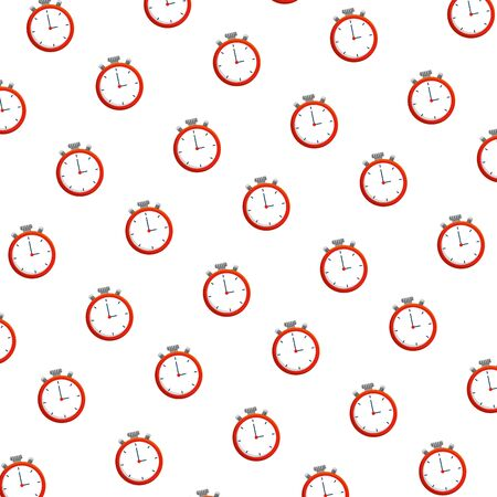chronometer timer pattern background vector illustration design