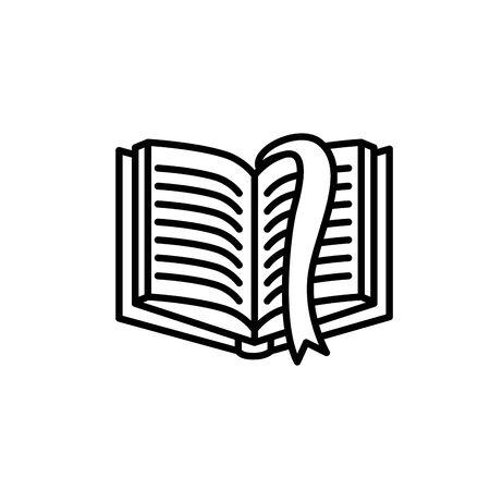 book fairytale fantastic isolated icon vector illustration design 向量圖像