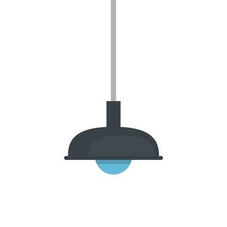 lamp light hanging isolated icon vector illustration design Illusztráció