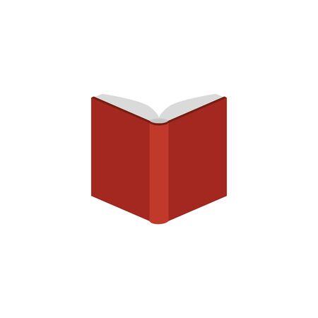 book fairytale fantastic isolated icon vector illustration design Ilustração
