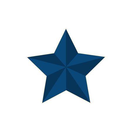 star luxury decoration isolated icon vector illustration design