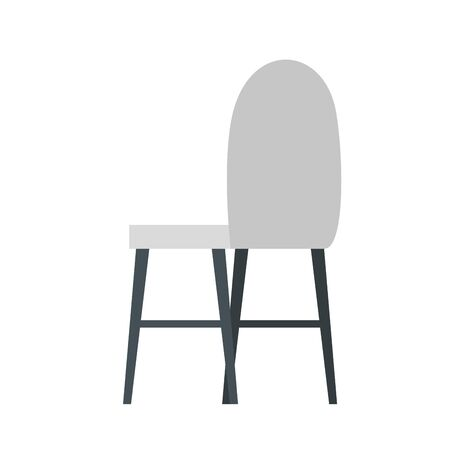 bench forniture equipment isolated icon vector illustration design
