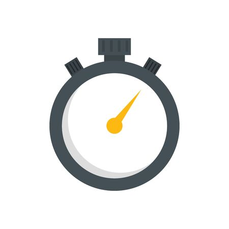 chronometer time equipment isolated icon vector illustration design Imagens - 136847409