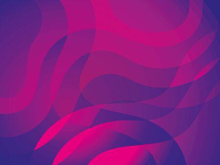 waves background pink and purple colors vector illustration design 向量圖像