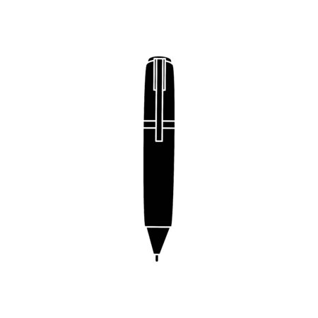 pen supply classic isolated icon vector illustration design  イラスト・ベクター素材