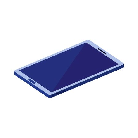 smartphone device technology isolated icon vector illustration design