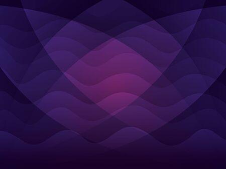 waves background purple color icons vector illustration design 向量圖像