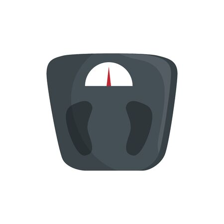 scale measure weight isolated icon vector illustration design
