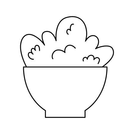 plant in house pot isolated icon vector illustration design