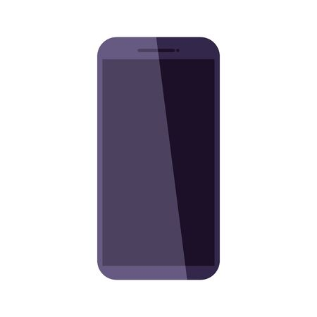 Smartphone design, Cellphone mobile digital and phone theme Vector illustration Vectores