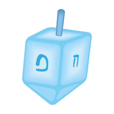 happy hanukkah game icon vector illustration design 일러스트