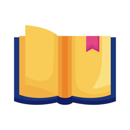 text book detailed style icon vector illustration design 일러스트