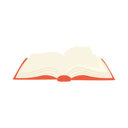 book school supply isolated icon vector illustration design