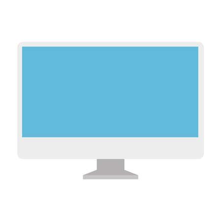computer design, Digital technology communication theme Vector illustration